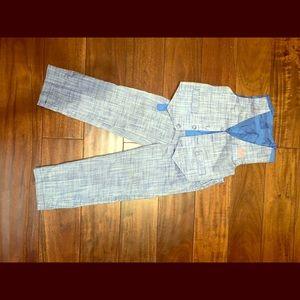 Other - 2 piece vest and slacks